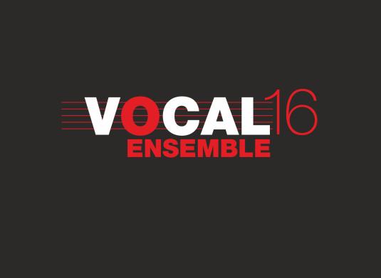 Logo Vocal16 Ensemble